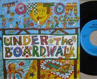 """Tom Tom Club - Under The Boardwalk - 7"""""""