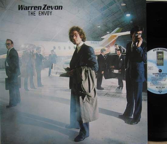 W. Zevon - The Envoy