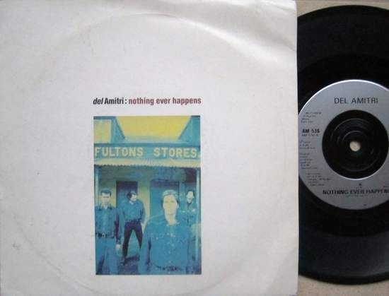 Del Amitri - Nothing Ever Happens Record