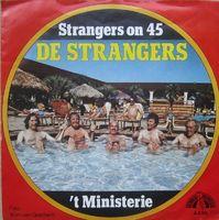 """De Strangers - Strangers On 45 - 7"""""""