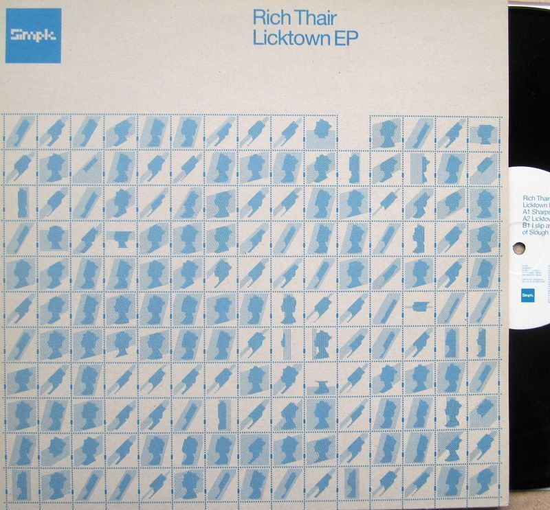 Rich Thair - Licktown Ep