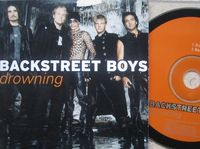 Backstreet Boys - Drowning / Back To Your Heart - CD Single