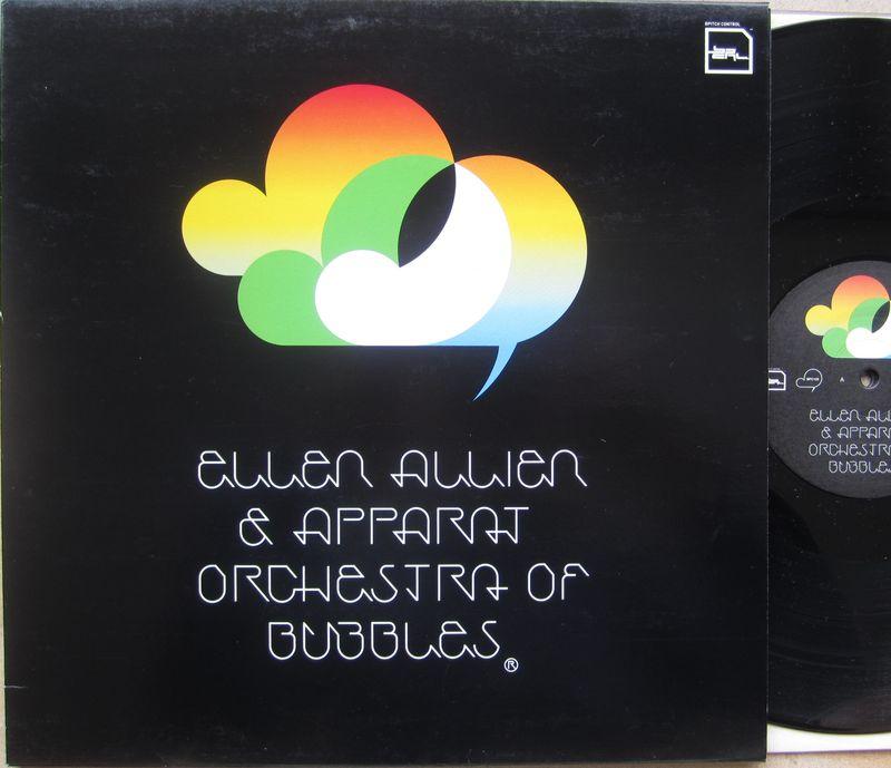 Ellen Allien - Orchestra Of Bubbles - 2LP
