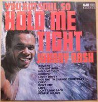 Johnny Nash - Hold Me Tight 1st Press Major Minor 1968 Uk Vinyl Lp Snlp 47 - LP