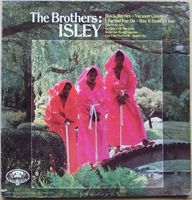 Isley Brothers - The Brothers Isley 1st Issue 1969 Us T Neck Vinyl Lp Tns 3002 - LP