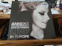 Anneke Van Giersbergen & Agua De Annique - Live In Europe - LP
