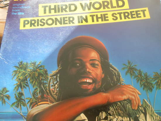 Third World - Prisoner In The Street - LP