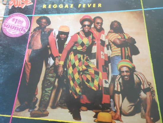 Steel Pulse - Reggae Fever - LP