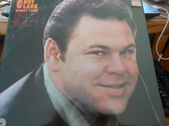 Roy Clark - Honky Tonk - LP