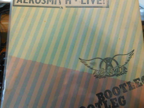 Aerosmith - Live Bootleg - LP