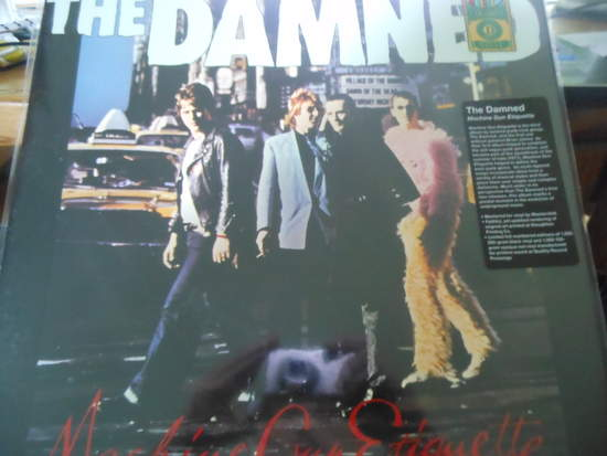 Damned - Machine Gun Etiquette - LP