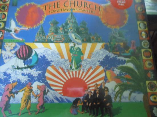 Church - Sometime Anywhere - LP