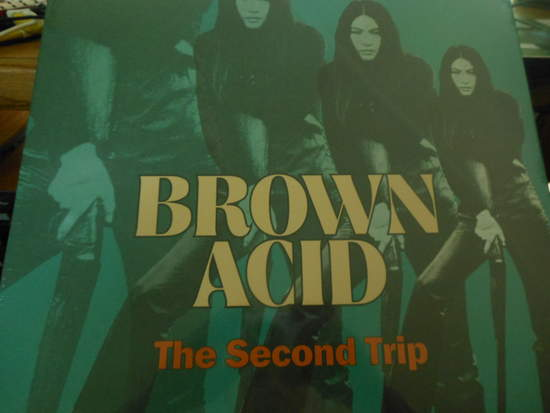 Various - Brown Acid: The Second Trip - LP