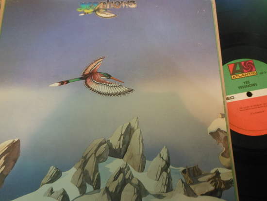Yes - Yesshows - LP