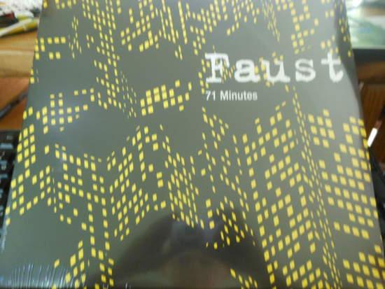 Faust - 71 Minutes - LP