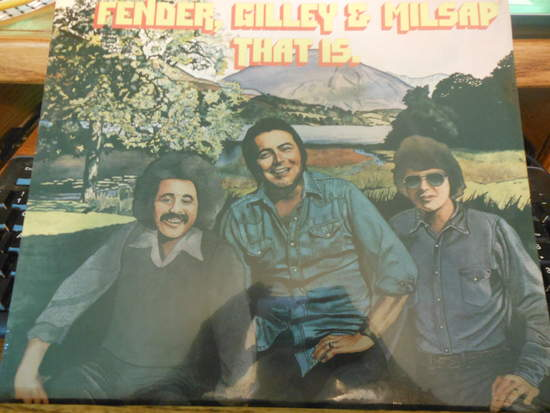 Fender, Gilley And Misap That Is