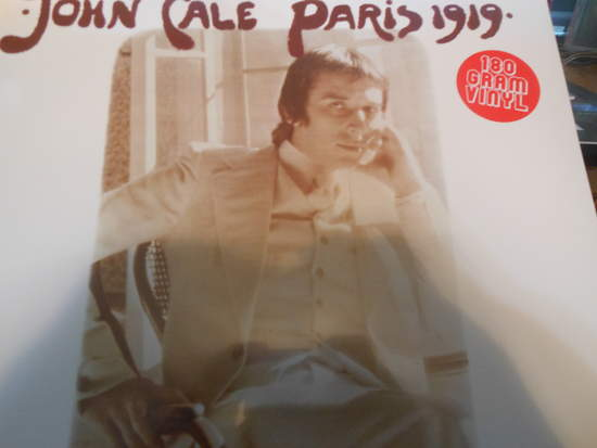 John Cale - Paris 1919 - LP