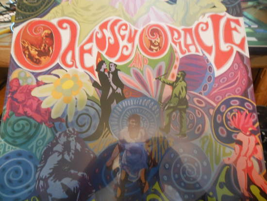 Zombies - Odessey And Oracle - LP