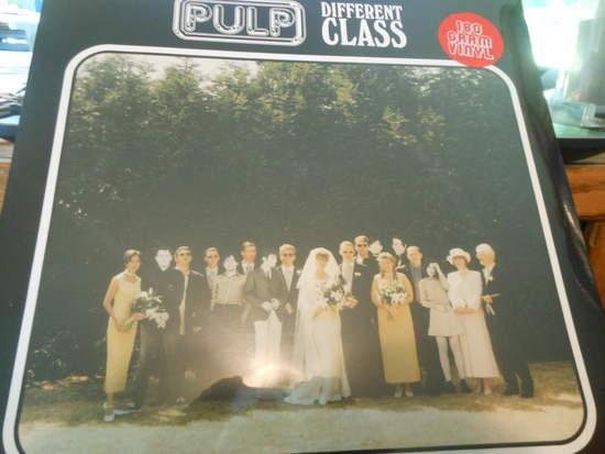 Pulp - Different Class - LP