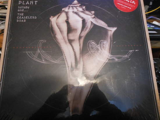 Robert Plant - Lullaby And The Ceaseless Roar - LP