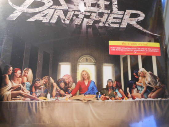 Steel Panther - All You Can Eat - LP