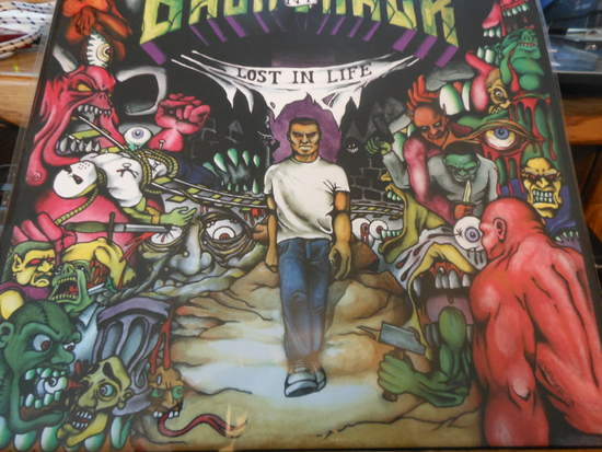 Backtrack - Lost In Life - LP