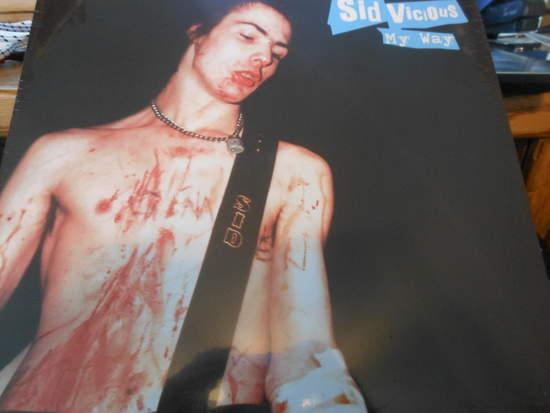 Sid Vicious - My Way - LP