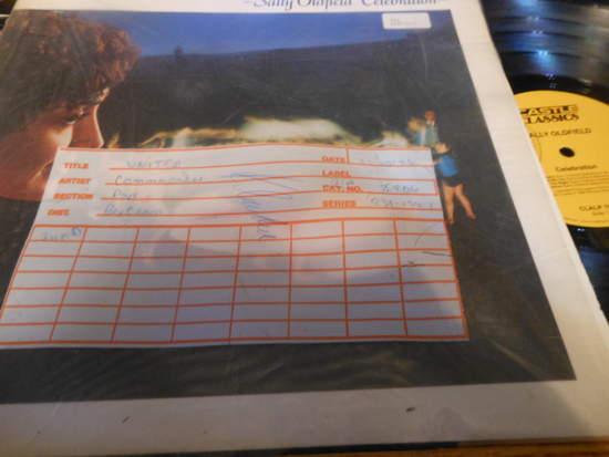 Sally Oldfield - Celebration - LP