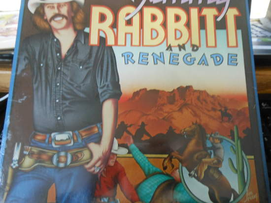 Jimmy Rabbitt & Renegade - Jimmy Rabbitt And Renegade - LP