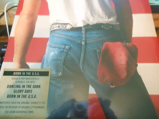 Bruce Springsteen - Born In The U.s.a. EP