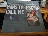 Hans Theessink - Call Me - LP