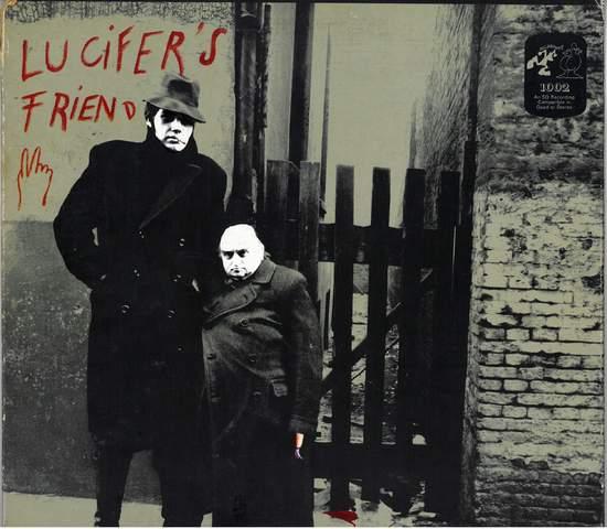 Lucifer's Friend - Lucifer's Friend - LP