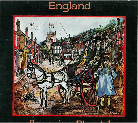 Amazing Blondel - England - LP