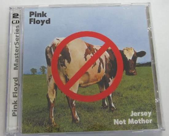 Pink Floyd - Jersey Not Mother 1975 2cd - 2CD