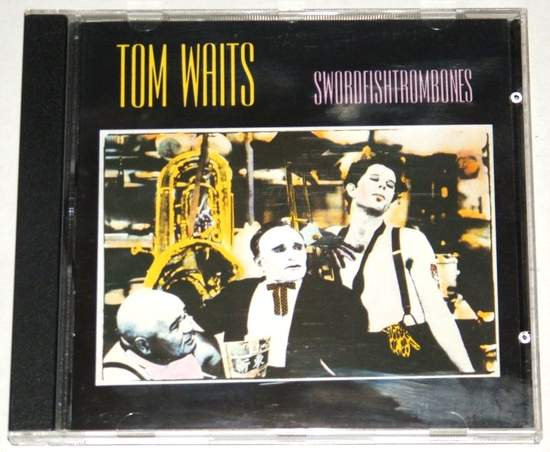 Tom Waits - Swordfishtrombones - 15 Track Cd