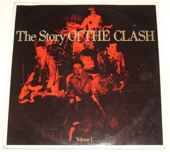 Clash - The Story Of The Clash - Volume 1 - Uk 2xlp - 2LP