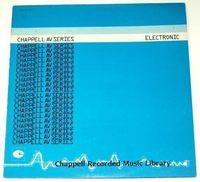 Wolfgang Kafer - Library Disc - Electronic - Av Series - Uk Lp - LP