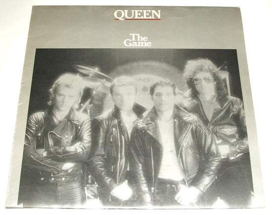 Queen - The Game - Fr Lp