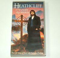 Cliff Richard - Heathcliff - Heathcliff - Starring Cliff Richard - Uk Pal Videocassette - VideoPAL