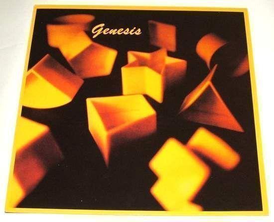 Genesis - Genesis - Uk Lp