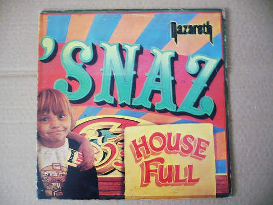 Nazareth - Snaz LP
