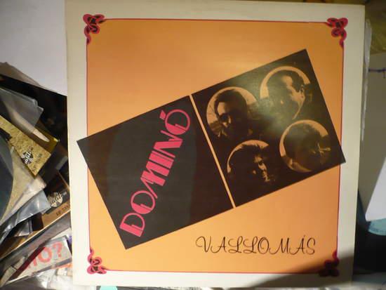 Domino - Vallomas - LP