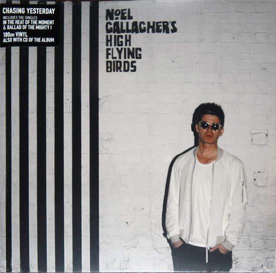 Noel Gallagher's High Flying Birds - Chasing Yesterday 180g - LP