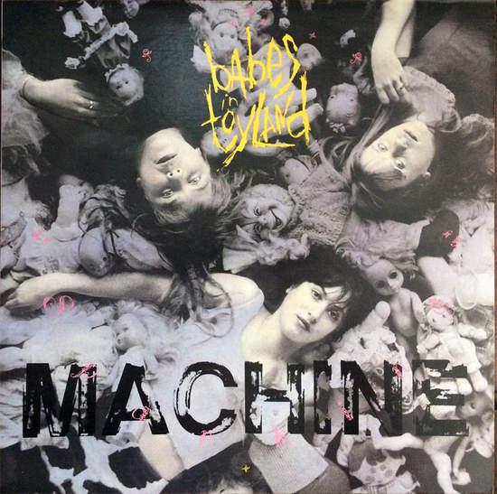 Babes In Toyland - Spanking Machine - LP