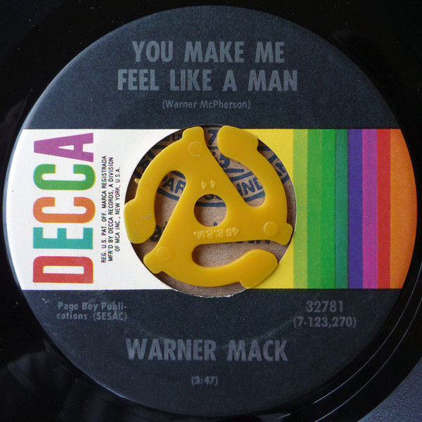 you make me feel like a man