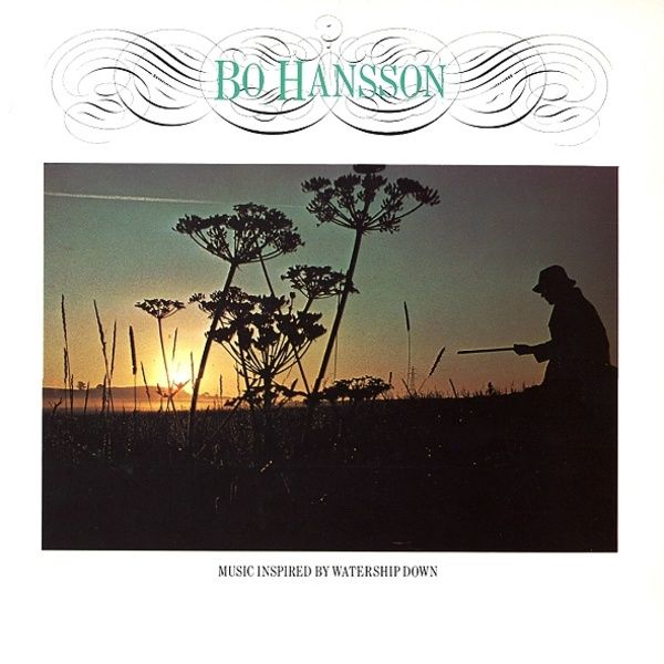 bo hansson lord of the rings cd