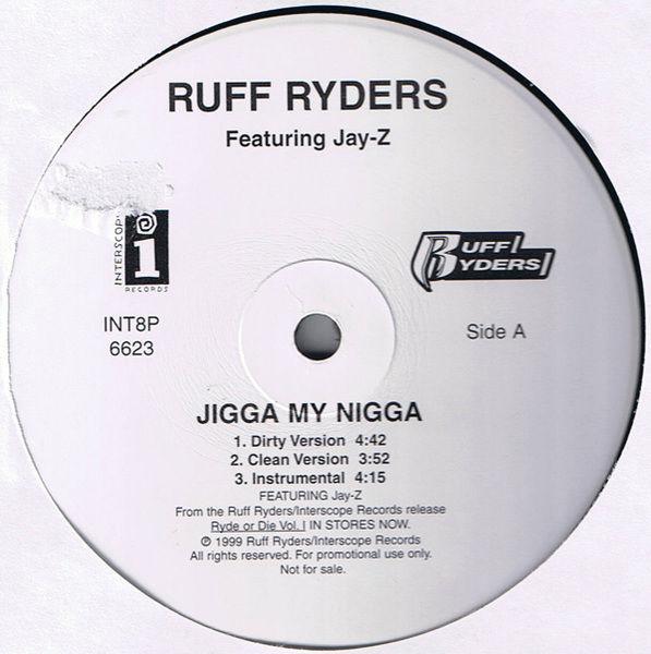 Ruff Ryders Jigga My Nigga Records, LPs, Vinyl and CDs