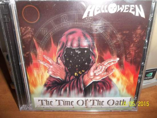 Helloween - The Time Of The Oath - 2CD