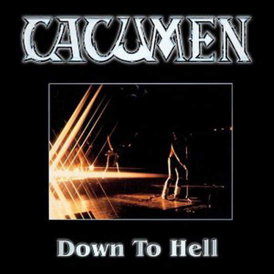 Cacumen - Down To Hell - CD