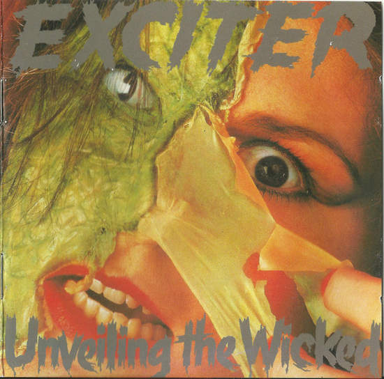 Exciter - Unveiling The Wicked - CD